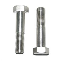 ISO4014 Hex head bolt