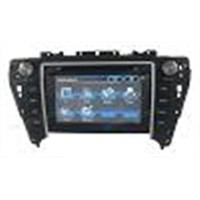 In-dash DVD Player for Toyota Camry 2012 I10 system