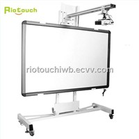 Infrared touch cheap smart board for sale