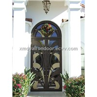 Interior security entrance doors residential