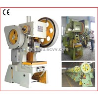 J23 Series O.B.I. Eccentric Power Press-Press Machine