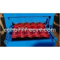 760- Glazed Tile Roll Forming Machine