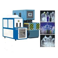 JD Semi-Automatic PET Bottle Blowing Machine