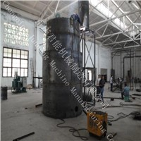 JNC-5 Waste engine oil and black oil regeneration to diesel oil purifier/oil recycling machine