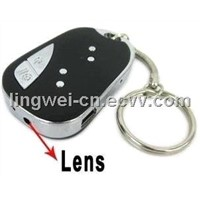 Keychain Camera with Hidden Dvr/Hidden Car Key Keychain Camera (LW-DV08)