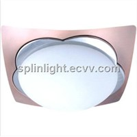 Round Decoration LED Glass Ceiling Lamp