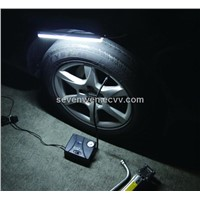 LED car subsidiary lamp
