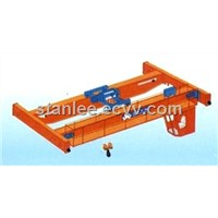LH double girder with electric hoist