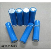 LiFePO4 26650 3.2V 3300mAh battery