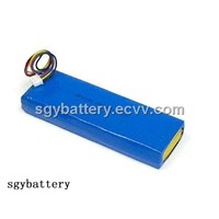 Li-polymer 4500mAh 11.1V Battery Pack