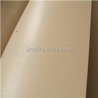Linen Texture Finish Fiberglass/GRP Panel, Fiberglass Sheet