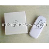MakeGood Remote Control Switch(glass panel with Led indicator)