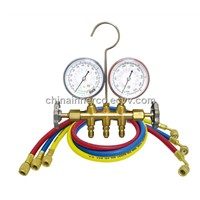 Manifold with hose set IC-636G