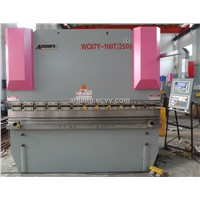 Manual Sheet Metal Bending Plate Machine
