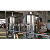Mineral Water filter/Equipment