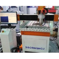 Mini CNC Router Advertising Machine NC-A6090