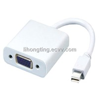 Mini Displayport Male to DVI Female Adapter