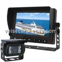 Mining/Transport Vehicle Rear Vision Wide Operating System with 8 to 32V Voltage
