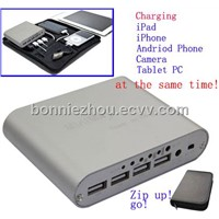 Mobile Power Bank / Li-Polymer Power Bank / 9V 1A Protable Battery
