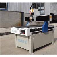 NC-B6090 CNC Router with Build-In Control Cabinet