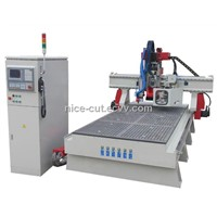Nc-l1325 Wood Cabinets Engraving CNC Router 1325