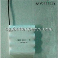 NI-CD AA600mAh*4 Power Tools Battery Pack