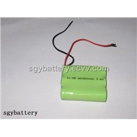 NI-MH 3.6V 1500mAh Cordless Phone Battery