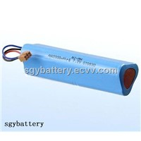 NI-MH AA 2000mAh 7.2V Rechargeable Battery
