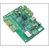 Network Single Door TCP/IP Access Control Panel/Board