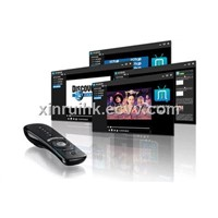 New Arrival T2 Air Mouse 2.4G 3D Motion Stick Remote PC Mouse for TV box Smart TV