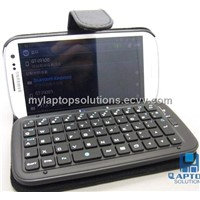 New Bluetooth Keyboard Case Foldable PU Cover For Samsung Galaxy S3 i9300
