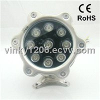 New Designed RGB Underwater Led Lights for Fountains