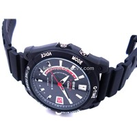 New IR Night Vision Watch Camera Mini 1080P 4GB Waterproof Hidden Camera IRW-H3