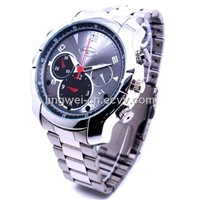 New IR Night Vision Watch Camera Mini 1080P 4GB Waterproof Watch Hidden Camera  IRW-Q6