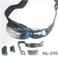 New Model 5LEDs Headlamp HL-270