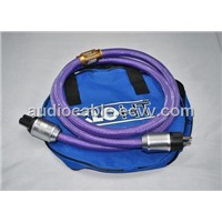 New XLO Limited Edition LE2-10 AC Schuko power cable EUR power cords 1.85M with original bag