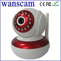 New arrival,Wanscam P2P Cheapest Night Vision Low cost wireless wifi ip network webcam