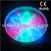 Newest Designed RGB Outdoor Solar Led Uplights
