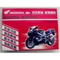 Newest Motorcycle alarm system  for HONDA
