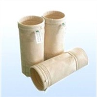 Nomex needle punched filter bags of high operating temperature