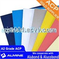 Outdoor/Indoor A2 Fireproof Aluminum Composite Panel