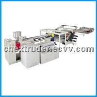 PC-PMMA-PS-MS Board Production Line