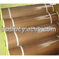 PTFE Coated Fiberglass Adhesive Tape/with release paper