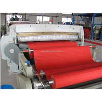 PVC calendering floor mat/door mat production line