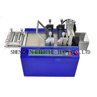 PV Ribbon cutting & bending machine