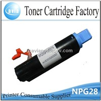 Photocopier toner NPG32 for Canon IR1022
