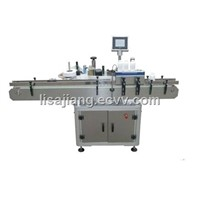 Plastic water bottle sticker labeling machine