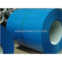 Prime quality Prepainted Galvanized Coil / PPGI / Color Coated Steel Coil