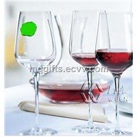 Promotional Glass Markers as Bar Accessory