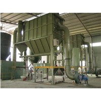 Pulverizing machine with low cost and high efficiency